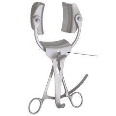 Collin retractor blades