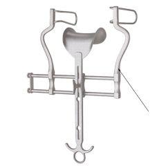 Balfour retractor frame