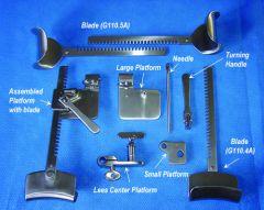 Steiber retractor blades