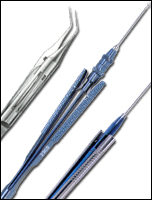 FORCEPS AND VITRECTOMY - PINCES ET VITRECTOMIE