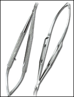 NEEDLE HOLDERS - PORTE-AIGUILLES