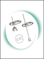 KURZ EAR IMPLANTS - IMPLANTS OREILLES KURZ